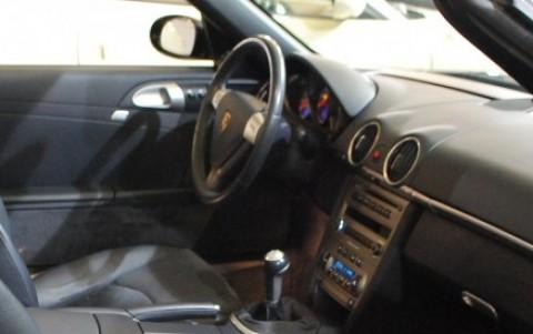 Porsche Boxster 987 3,2i S 280 cv 475 : PSM (Porsche Stability Management)