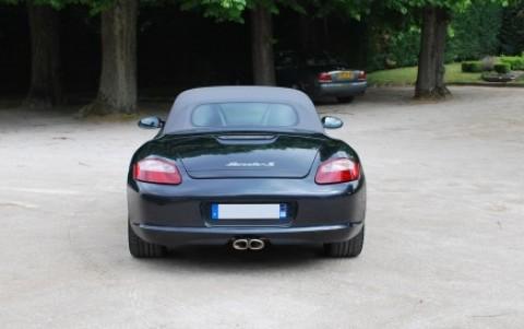 Porsche Boxster 987 3,2i S 280 cv Véhicule garanti sans franchise ni plafond, kilométrage illimité