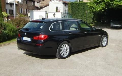 BMW Serie 5 Touring (F11) Luxe 530da Véhicule révisé avec 120 points de contrôle
