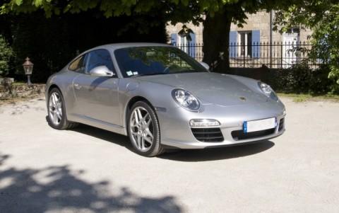 Porsche 911 Carrera 3,6i phase II