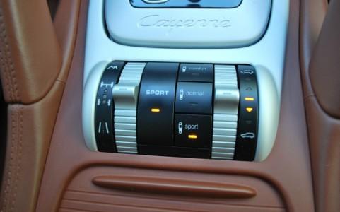 Porsche Cayenne  S 4,8 V8 385 cv Tiptr. S