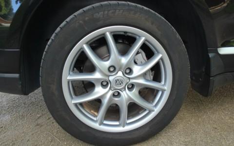Porsche Cayenne  S 4,8 V8 385 cv Tiptr. S Jantes Cayenne Design 19