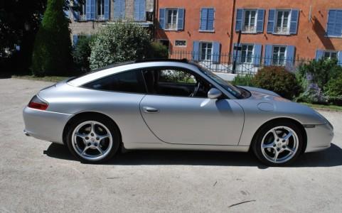 Porsche 911 Targa 3,6i 320 cv