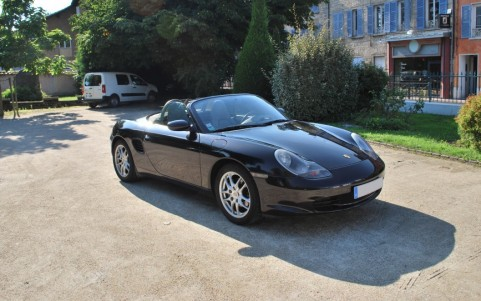 Porsche Boxster 986 2,7i 228 cv Véhicule garanti sans franchise ni plafond, kilométrage illimité