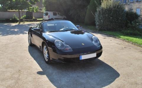Porsche Boxster 986 2,7i 228 cv Ce véhicule bénéficie de la garantie kilométrage certifié