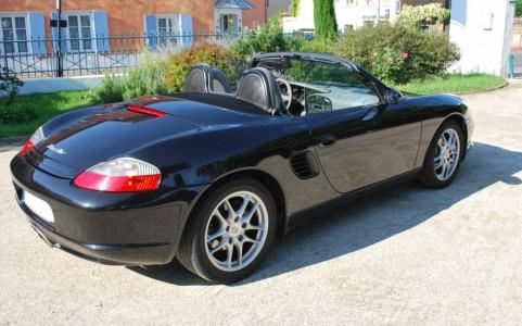 Porsche Boxster 986 2,7i 228 cv