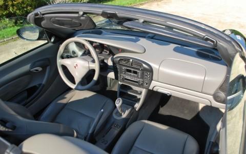 Porsche Boxster 986 2,7i 228 cv 573 : Climatisation Automatique