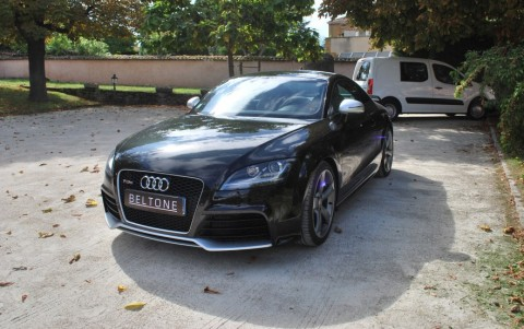 beltone automobiles audi tt rs 2 5l tfsi 340 cv s tronic occasion. Black Bedroom Furniture Sets. Home Design Ideas