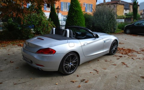 beltone automobiles bmw z4 e89 sdrive 306 cv luxe occasion. Black Bedroom Furniture Sets. Home Design Ideas