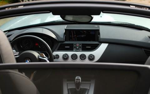 BMW Z4 (E89) SDRIVE 3.5i 306 cv Luxe Filet anti-remous