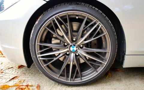 BMW Z4 (E89) SDRIVE 3.5i 306 cv Luxe Jantes en alliage léger 18