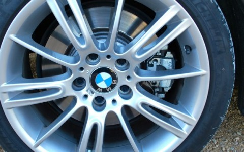 BMW 325d (E93) cabriolet Sport Design Jantes en alliage M  18