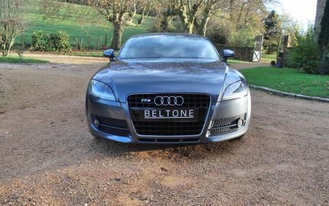 Audi TT 2.0 TFSI 200cv S Line Pack TTS Véhicule garanti sans franchise, sans plafond, kilométrage illimité dans le réseau Audi.