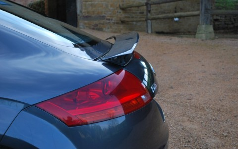 Audi TT 2.0 TFSI 200cv S Line Pack TTS Aileron amovible