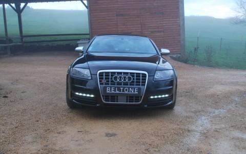 Audi S6 5.2 V10 435 Quattro Tiptronic Véhicule bénéficiant de 120 points de controle