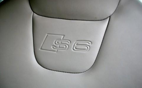 Audi S6 5.2 V10 435 Quattro Tiptronic Sellerie Cuir Nappa fin estampillé S6
