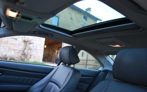 BMW 330xd Coupé (E92) Luxe 231 cv Toit ouvrant électrique en verre