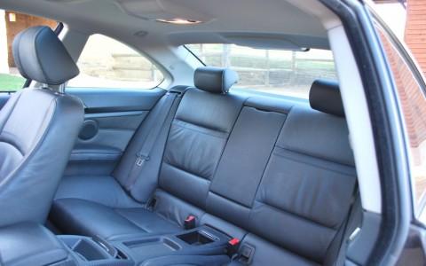 BMW 330xd Coupé (E92) Luxe 231 cv