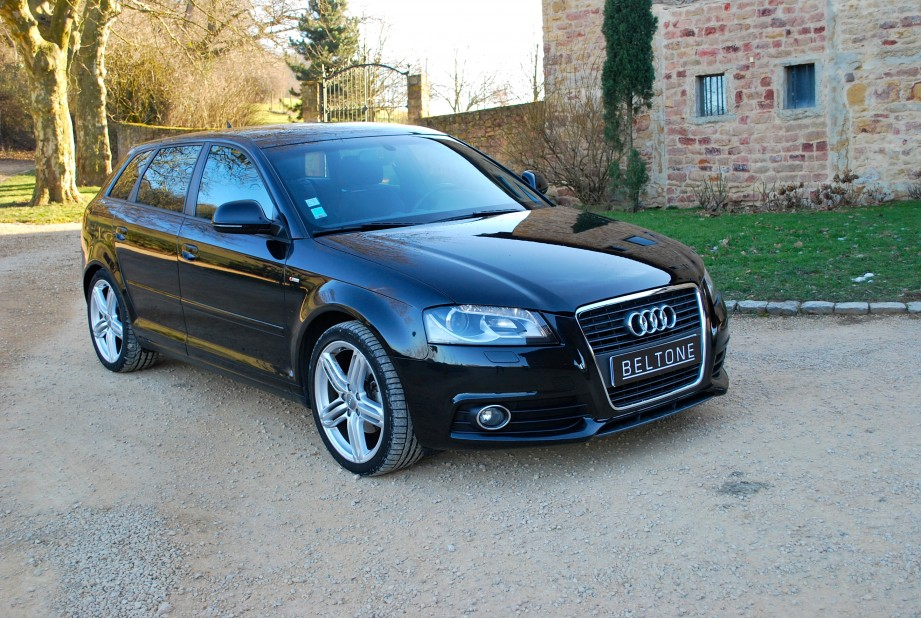 audi a3 sportback 2 0 tdi 140 s line 2006. Black Bedroom Furniture Sets. Home Design Ideas