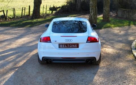 Audi TTS 2.0 TFSI 272 Quattro S-Tronic Radar de recul