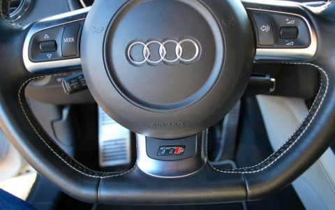 Audi TTS 2.0 TFSI 272 Quattro S-Tronic