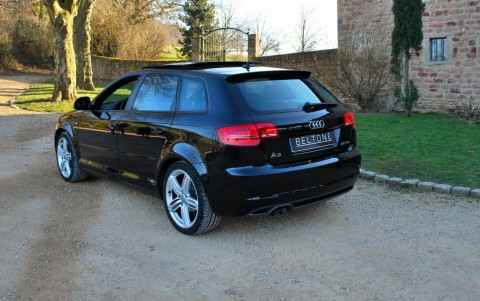 beltone automobiles audi a3 sportback tdi 140 s line plus occasion. Black Bedroom Furniture Sets. Home Design Ideas