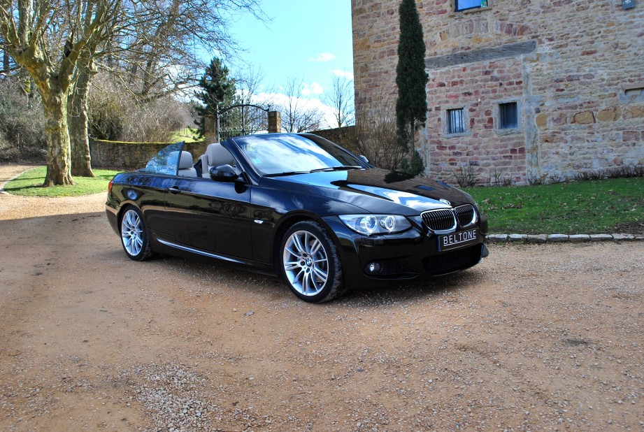 beltone automobiles bmw 330d e93 cabriolet sport design occasion. Black Bedroom Furniture Sets. Home Design Ideas