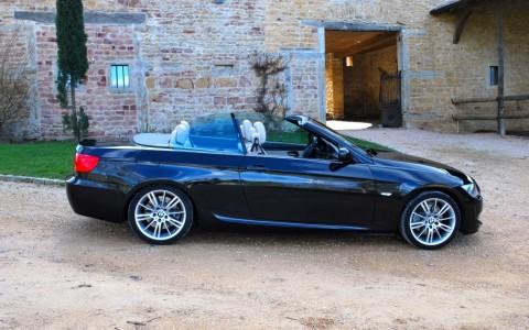 BMW 330d (E93) cabriolet Sport Design Parc Distance Control (PDC) avant
