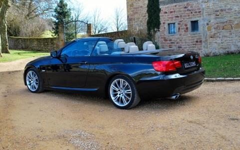 beltone automobiles bmw 330d e93 cabriolet sport. Black Bedroom Furniture Sets. Home Design Ideas
