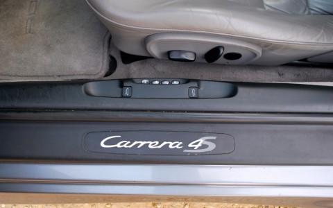 Porsche 996 Carrera 4S 3.6 Tiptr. S P15 : Sièges électriques à mémoire
