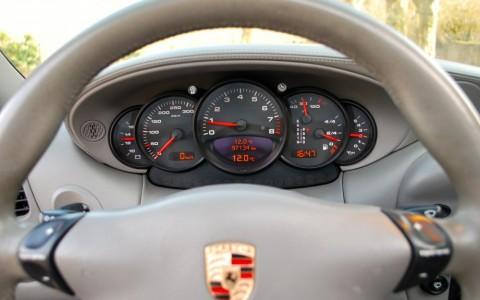 Porsche 996 Carrera 4S 3.6 Tiptr. S