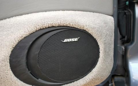Porsche 996 Carrera 4S 3.6 Tiptr. S 680: Système BOSE hifi