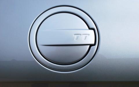 Audi TT 1.8 TFSI 160 S-Line Trappe à essence en aluminium brossé