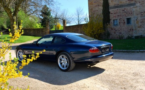 Jaguar XK8 Coupé 4.0 V8 294 cv