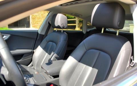 Audi A7 3.0 TDI V6 245 S-Tronic Quattro Sellerie cuir VALCONA