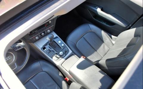 Audi A7 3.0 TDI V6 245 S-Tronic Quattro Toit ouvrant coulissant électrique en verre.
