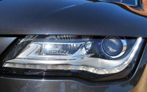 Audi A7 3.0 TDI V6 245 S-Tronic Quattro Phares Xénon Plus avec feux de jour à diodes LED