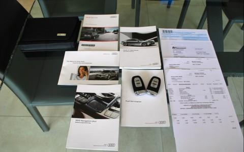 Audi A7 3.0 TDI V6 245 S-Tronic Quattro Véhicule suivi chez Audi ROCLE Saint Etienne avec FACTURES