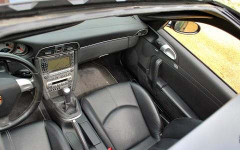 Porsche 997 Carrera S 3.8 650 : Toit ouvrant électrique coulissant
