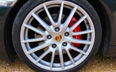 Porsche 997 Carrera S 3.8 407 : Jantes aluminium 19 Sportdesign