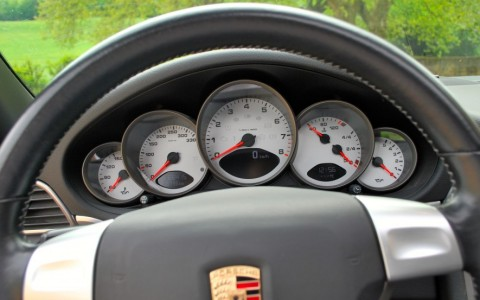 Porsche 997 Carrera S 3.8