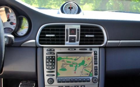Porsche 997 Carrera 4S Tiptronic S 672 : PCM 2 Modul de Navigation étendue