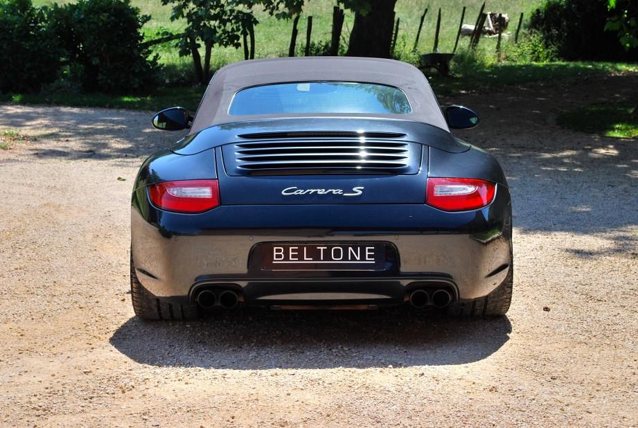 beltone automobiles porsche 997 carrera s cabriolet pdk occasion. Black Bedroom Furniture Sets. Home Design Ideas