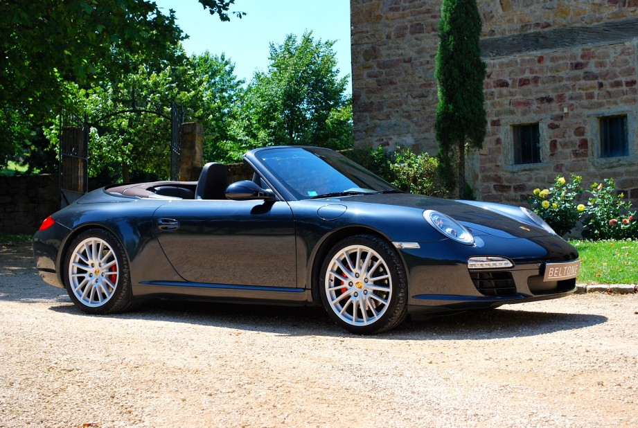 beltone automobiles porsche 997 carrera s cabriolet pdk occasion. Black Bedroom Furniture Sets. Home Design Ideas