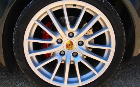 Porsche 997 Carrera S Cabriolet PDK Jantes aluminium 19 Sportdesign