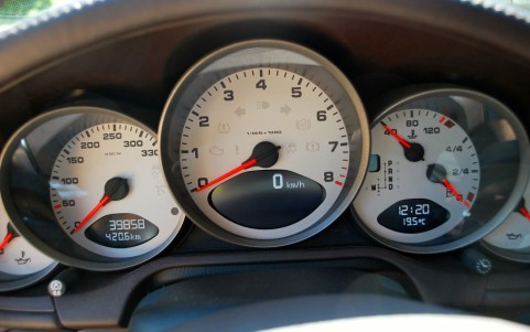 Porsche 997 Carrera S Cabriolet PDK