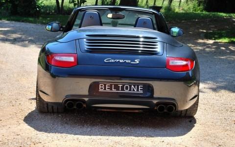 beltone automobiles porsche 997 carrera s cabriolet pdk. Black Bedroom Furniture Sets. Home Design Ideas