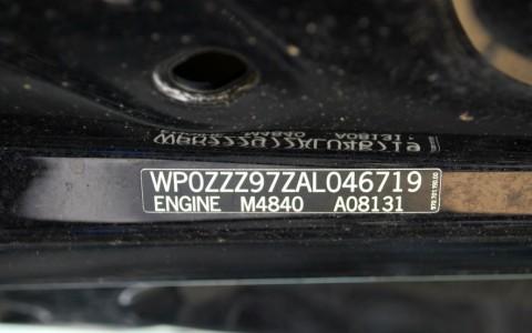 Porsche Panamera 4S PDK WP0ZZZ97ZAL046719