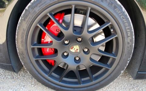 Porsche Panamera Turbo PDK 417: Jantes RS Spyder Design 20