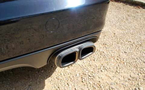 Porsche Panamera Turbo PDK 176: Echappement Sport déconnectable